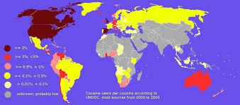 Venezuela World Map by Venezuela Europa Who U0027s Financing Murderous Drug Dealers
