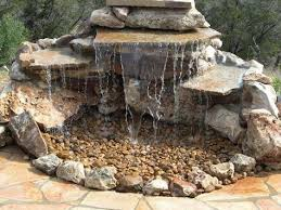 diy pool waterfall directions for installing a pondless waterfall without buying an