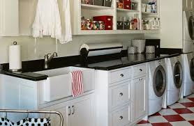 laundry room cabinets cottage laundry room decesare design group