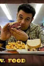 Holy Cow Burger Man Vs Food Travel Tramp Blog Flog Pinterest - Man v food kitchen sink