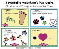 kids valentines day cards s day crafts for kids page 2
