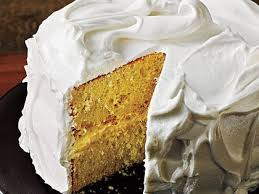 vanilla cake with italian meringue frosting recipe myrecipes