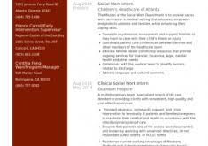 nice sample social work resume 13 social work resume samples