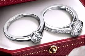 Cartier Wedding Rings by A Collection Of Dream Wedding Rings China Org Cn