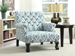Chevron Accent Chair Gray And White Accent Chair A Striking Angular Chrome Frame