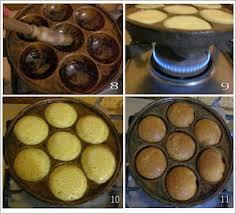 cara membuat kue apem bakar resep apem panggang sederhana resep aneka kue basah