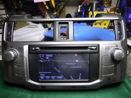 toyota 4runner radio 14 16 toyota 4runner navigation jbl cd radio 86100 35180 7 14