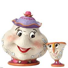 disney traditions mrs potts and chip sculpture co uk
