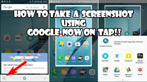 Google Maps Meme How To Take A Screenshot Using Google Now On Tap Youtube