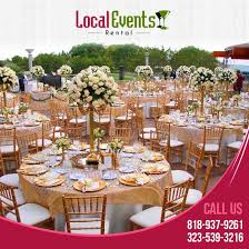 wedding rentals los angeles 17 best event rentals images on los angeles local