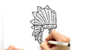 how to draw a cartoon headdress from animal jam zooshii style