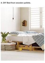 Diy Platform Bed From Pallets by Pallet Platform Bed Bedrooms Interiors And Diy Platform Bed