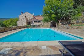 250m two french stone houses for sale in saint chinian hérault