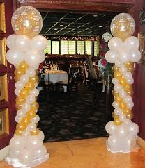 Balloon Decoration Ideas For Birthday Party At Home For Husband 50 Party Decorations Party People Celebration Company Special