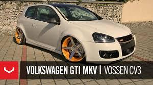Volkswagen Gti Mkv On 20