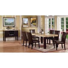 Stone Top Dining Table On Hayneedle Marble Tables For Sale - Granite dining room table