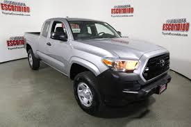 Toyota Tacoma Double Cab Roof Rack by New 2017 Toyota Tacoma Sr Double Cab Pickup In Escondido 1015747