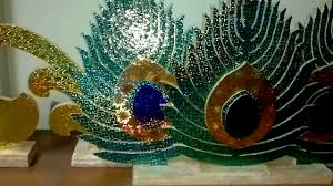 Decoration Themes For Ganesh Festival At Home by Ganpati Decoration Ideas For Home Peacock Home Decor