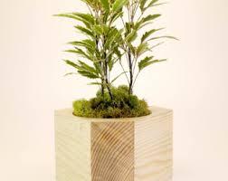 geometric planter etsy