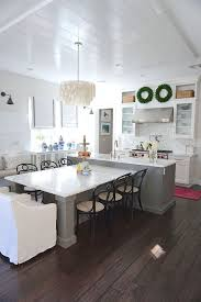 kitchen island with table built in image result for kitchen island with table height seating two level