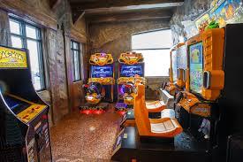 full size arcade garmes in the mine shaft payne orthodontics
