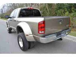 dodge ram dually conversion find used 2006 dodge ram 2500 cab laramie diesel 4x4 dually