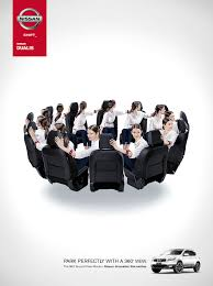 nissan innovation that excites logo adsaga september 2012