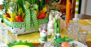 Easter Table Setting Serendipity Refined Blog Easter Table Setting