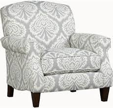 Blue And White Accent Chair Gray And White Accent Chairs Kbdphoto Pertaining To Gray And White