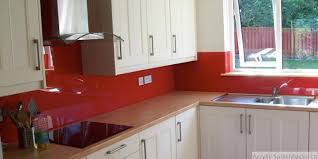 Acrylic Splashbacks And Upstands For Kitchens And Bathrooms - Acrylic backsplash