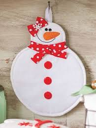 quick and easy primitive crafts snowman rug hooking kit