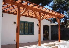 patio u0026 pergola corner pergola plans awesome attached pergola