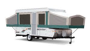 Starcraft Pop Up Camper Awning Pop Up Camper Roundup Traveling For Less Www Trailerlife Com