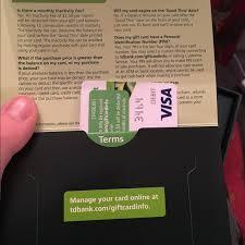 bank gift cards 25 td bank visa gift card visa gift card and banks