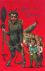 krampus greeting cards gruss vom krampus monte beauchamp