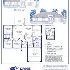 adams homes floor plans adams homes floor plans 1755 http viajesairmar com pinterest