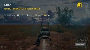 pubg 50 kills pubg rank 1 monster kill streak winner winner chicken dinner