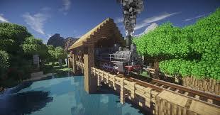rails of war mod u2013 minecraft building inc