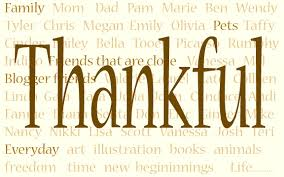 day 15 write an essay explaining what it means to be thankful