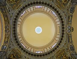 Baroque Ceiling by Free Images Architecture Structure Building Arch Ceiling