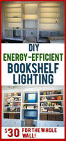 Bookcases With Lights Bookcase Lighting For Billy Bookcase Lighting For Built In