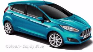 ford fiesta colours in uk youtube