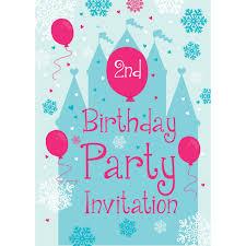 Birthday Party Invitation Card Childrens Birthday Party Invites Children U0027s Birthday Party