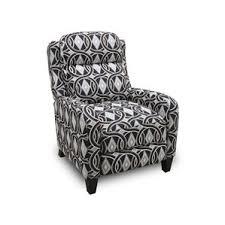 patterned recliners you u0027ll love wayfair
