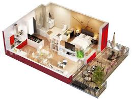 bedroom 60 one bedroom apartments 3858750ha separate small 1