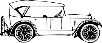 vintage cars clipart clipart vintage car 3