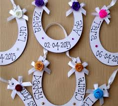 horseshoe wedding gift personalised shoe a great wedding gift to give to the