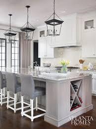 Lantern Lights Over Kitchen Island by Cornice Hanging Lantern Design Ideas