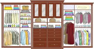 a more elaborate closet design in woodgrain by ccds systems ccds