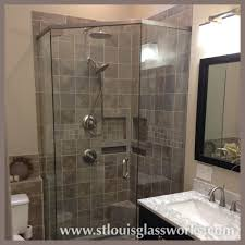 Bathroom Shower Panels by Shower Enclosures St Louis Glass Works